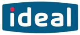 Ideal Approved Installer Logo